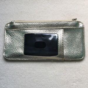 Gold Credit Card Wallet